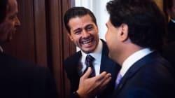 FOTOS: ¿Qué tanto cambió físicamente Peña Nieto durante su
