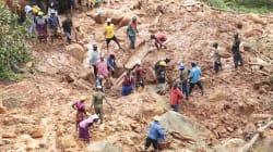 Course contre la montre pour sauver des milliers de personnes du cyclone