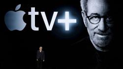 Apple TV+, le nouveau concurrent de Netflix avec Spielberg et J.J.
