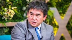 """「日本はもっと""""負ける美学""""を見直すべき」"""