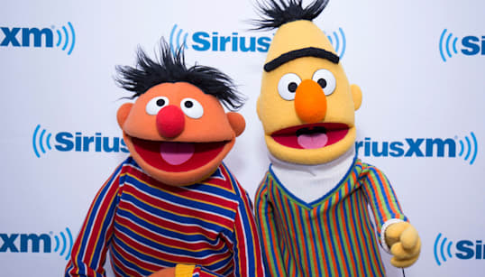 Bert And Ernie Are A Gay Couple, Says Former 'Sesame Street'