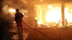 Un fulgurant feu de forêt ravage la ville de Paradise en