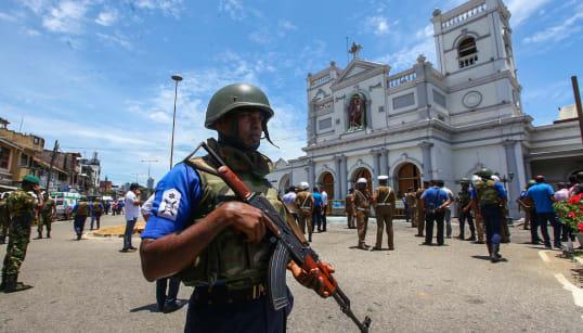 Plus de 200 morts dans un attentat au Sri