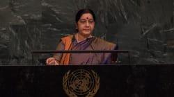 Sushma Swaraj's UN Speech Arrogant But Pakistan Breeds Terrorism: Chinese
