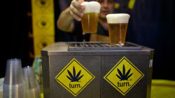 Canada Is Seeing A Budding Marijuana-Infused Drink