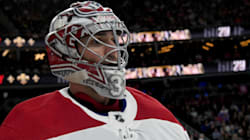 Le Canadien confirme que Carey Price souffre d'une commotion