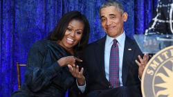 Barack Obama Celebrates Michelle Obama In Romantic Book