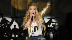 Après l'Europe, Shakira reporte sa tournée américaine pour soigner ses cordes