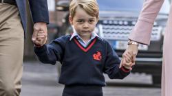 Prince George ne veut qu'une chose pour