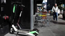 Des trottinettes électriques en libre-service à Paris dès ce