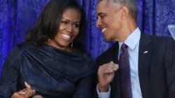 Al parecer los Obama llegan a