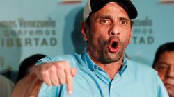 Henrique Capriles se separa de la oposición en
