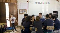 Bienvenides: la primera escuela transgénero en América Latina cuida del acoso a