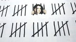 Banksy en NY, a la defensa de la periodista Zehra