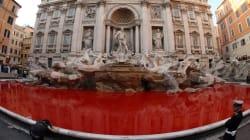 Graziano Cecchini colpisce ancora: dopo 10 anni la Fontana di Trevi è di nuovo