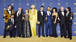 Ganadores de los Emmy 2018 en las principales