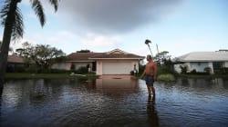Irma se degrada a tormenta