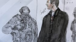 Mehdi Nemmouche présent au premier acte de son procès à