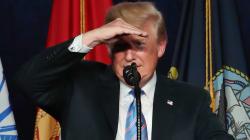 Trump e le forche caudine del