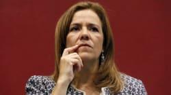 """Zavala se lanza contra Meade, AMLO y Anaya: """"la contienda será de"""