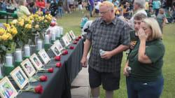 Les premières funérailles ont eu lieu au Texas deux jours après le carnage dans un