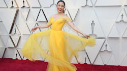 The Moving Reason Behind Constance Wu's Yellow Oscars