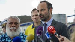 En Nouvelle-Calédonie, Philippe pose les bases pour le référendum sur