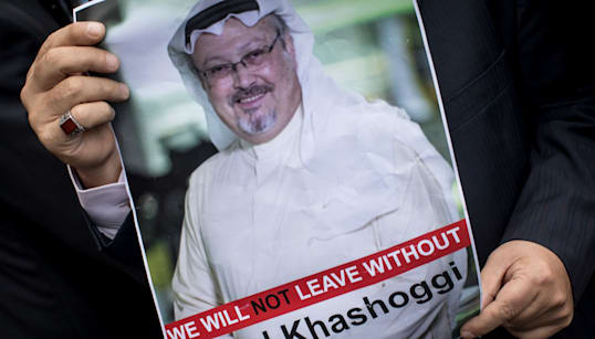 Saudi Arabia's Defenders Offer Conspiracy Theories About Missing