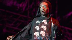La performance du rappeur Lil Uzi Vert à Santa Teresa