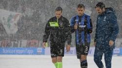 Troppa neve su Torino, rinviata