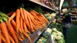 Plus de pesticides dans des carottes bios que non bios, le résultat surprenant de cette