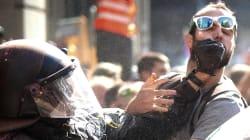 Nuovi scontri tra indipendentisti e polizia in