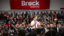 Trudeau Says He Will 'Continue To Condemn' BDS Movement Against