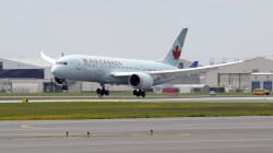 Air Canada Passenger Suffers Burns After Cellphone Catches