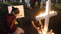 At Vigil For Florida School Shooting Victims, Students Chant 'No More