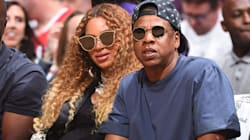 Beyoncé And Jay-Z Show Off Twins Rumi And Sir During 'On The Run II'