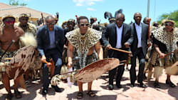 Zulu King Sends Stern Warning To Subjects – And The