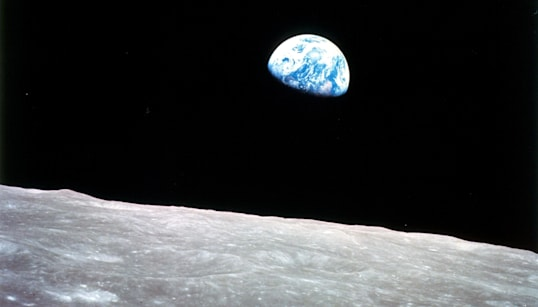 How The Iconic 1968 Earthrise Photo Changed Our Relationship To The