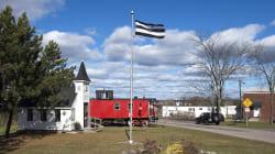 'Straight Flag' Creator Wants To Sue N.B. Village