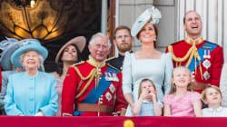 La familia real británica tendrá su primera boda