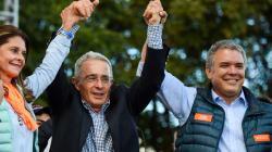 La sombra de Uribe es