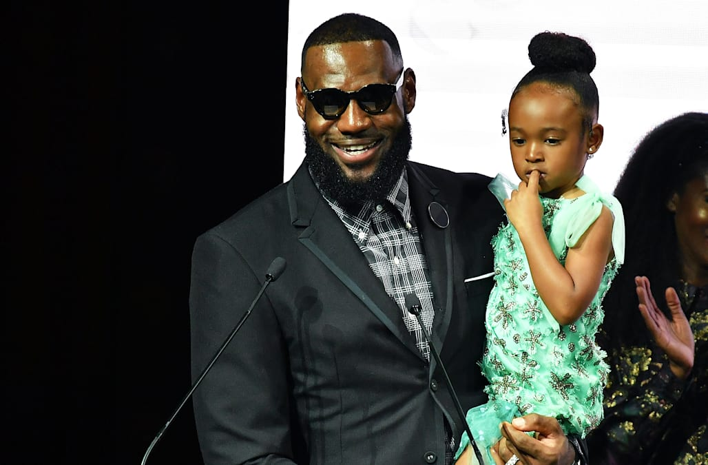 d90c263f840 LeBron James supports Serena Williams through U.S. Open controversy   She  is fighting for equality