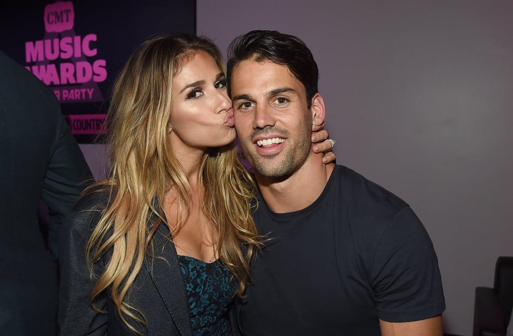 Jessie James Decker shares emotional post on husband Eric\'s ...