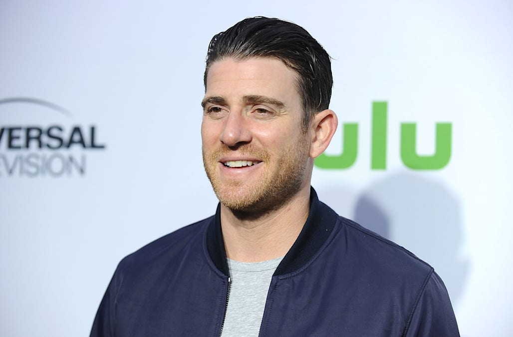 Bryan Greenberg on the item that he always travels with, his new