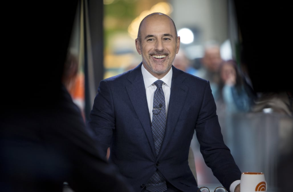 NBC issues new sexual harassment rules following Matt Lauer scandal