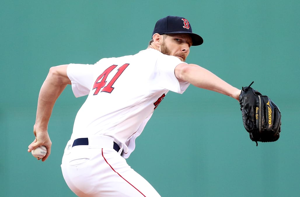 0bff6c1c3e0 Poll: Red Sox ace Chris Sale is front-runner to win the American League Cy  Young Award