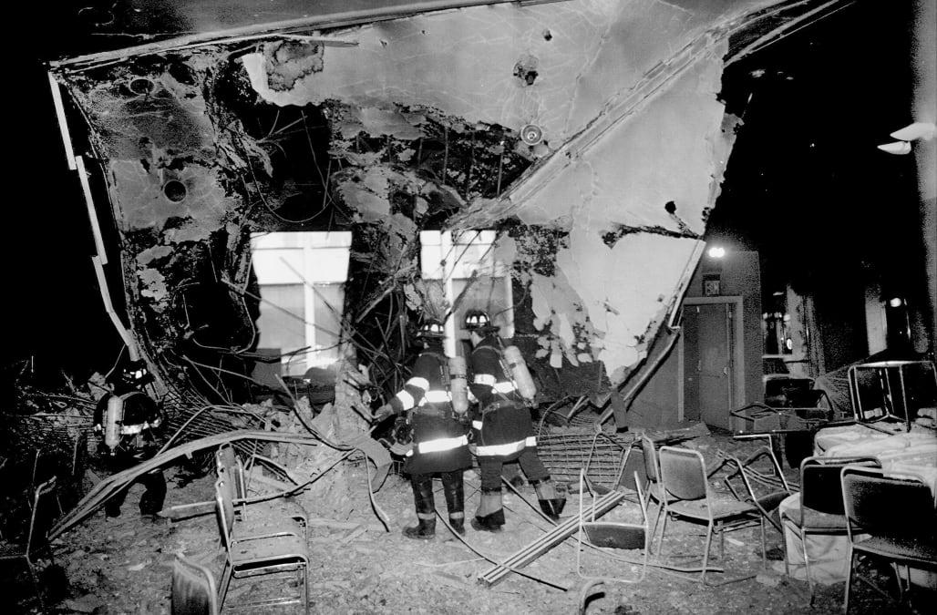 Victims of 1993 World Trade Center terror bombing still ...