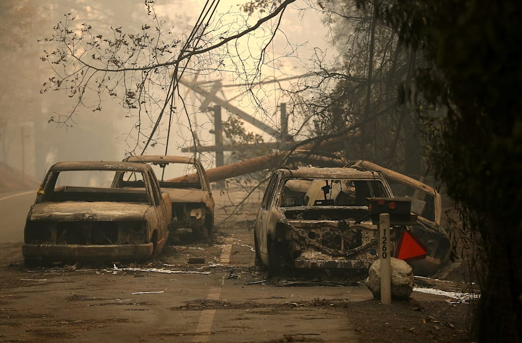 Survivors of deadly fire in Paradise, California say