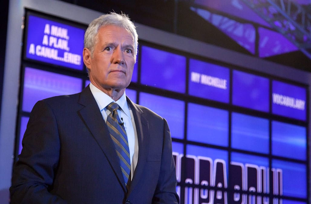 'Jeopardy!' Host Alex Trebek dead at 80 years old