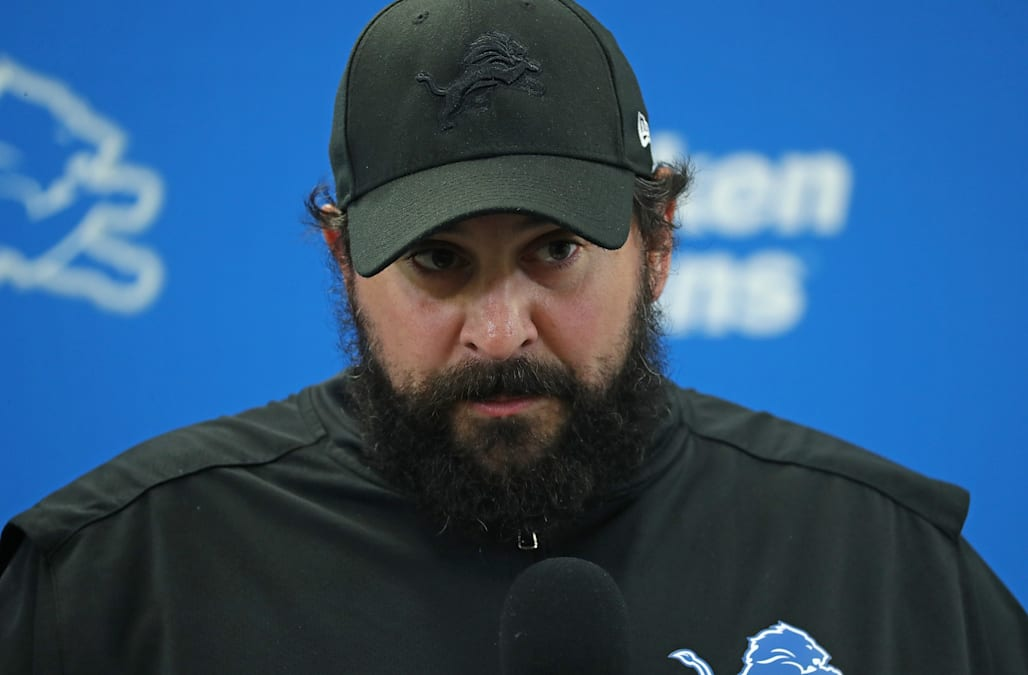 Image result for matt patricia lions